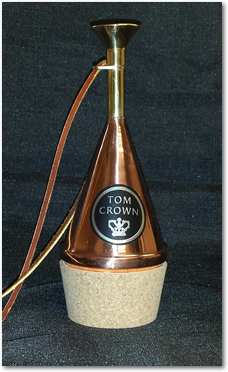 Tom Crown All Copper French Horn Transposing Mute