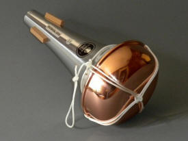 Tom Crown Mutes | Tenor and Bass Trombone Handhold