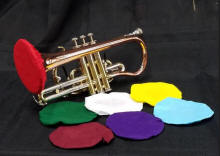 tom crown trumpet and cornet masks